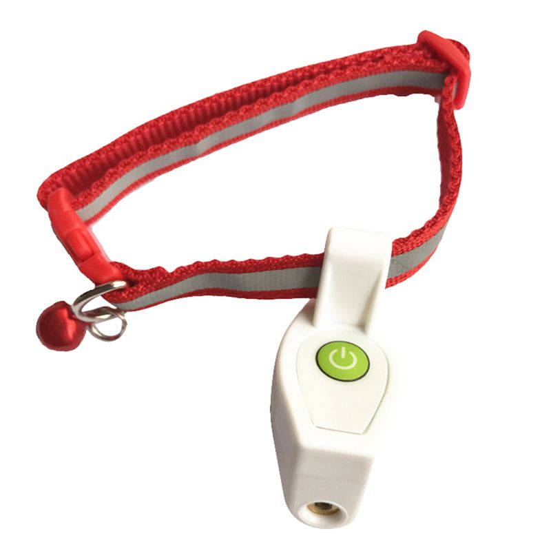 Laser Collar Pet Toy