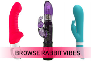 browse rabbit vibrators - secret corner