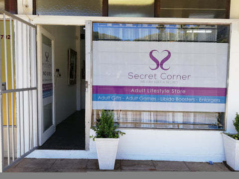 South African Adult Sex Shop & Lingerie Store Franchise Opportunity