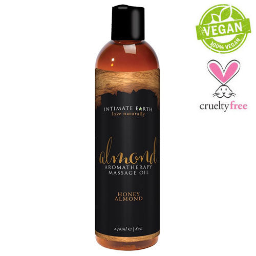 Almond & Honey Massage Oil