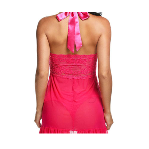 Bright Pink Chemise