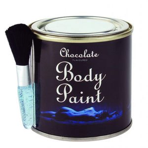 Chocolate Body Paint Tin 200g