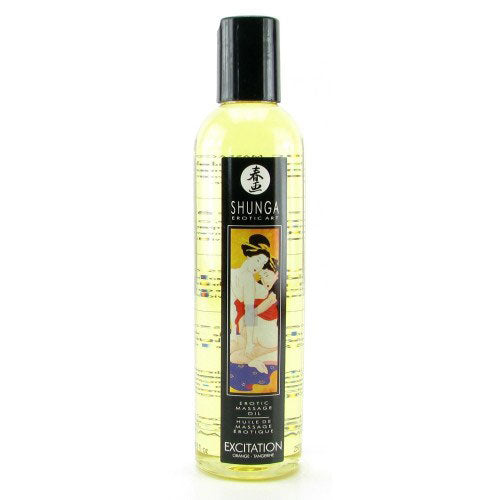 Excitation Massage Oil | Shunga