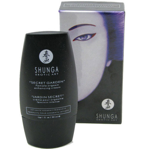 Female Orgasm Cream | Shunga