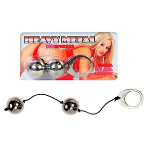 Heavy Metal Duo Kegel Balls