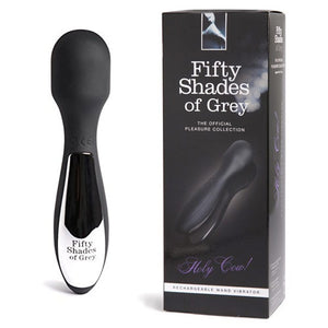Holy Cow! 50 Shades Wand Vibrator