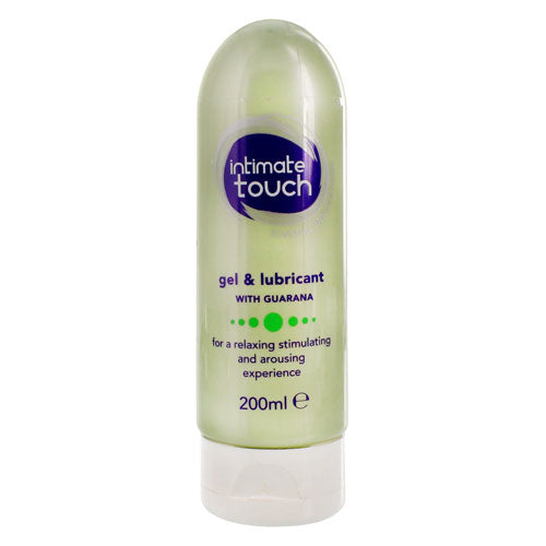 Intimate Touch | Guarana Massage Gel