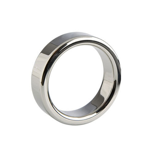 Steel Cock Ring | Malesation
