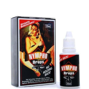Nympho Drops | Sex Enhancer