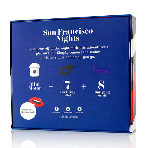 San Francisco Pleasure Kit | Ooh