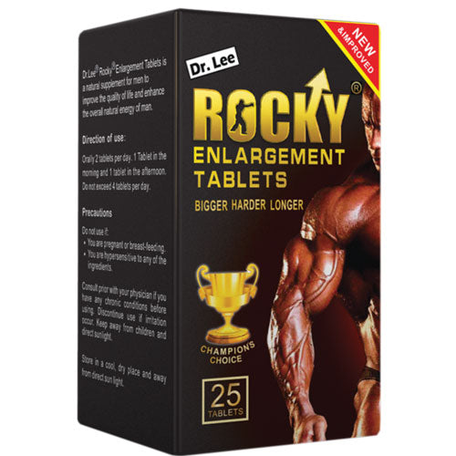 Rocky Penis Enlargement Tablets
