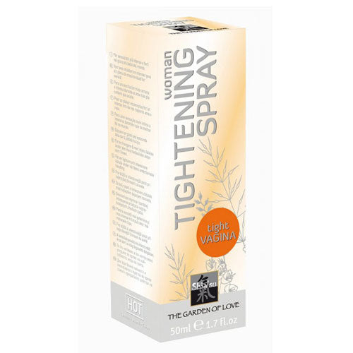 Tightening Spray 50ml | Shiatsu