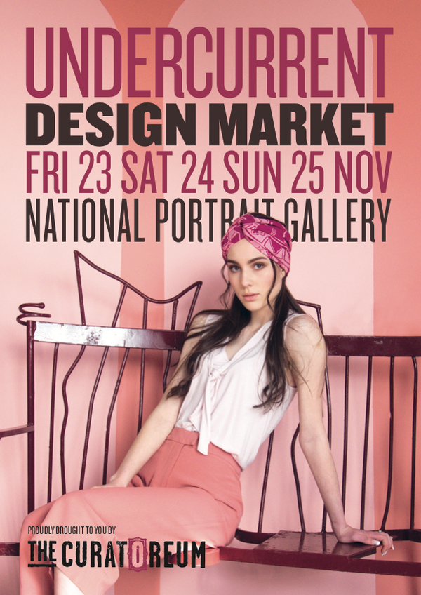Undercurrent Design Market 23-25 November 2018, Canberra