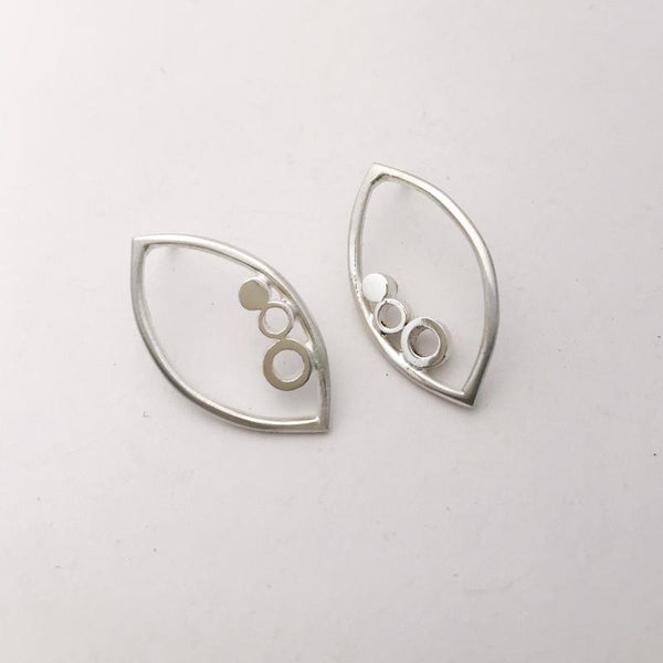 Small Leaf Earrings