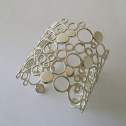 Pebble Road Cuff