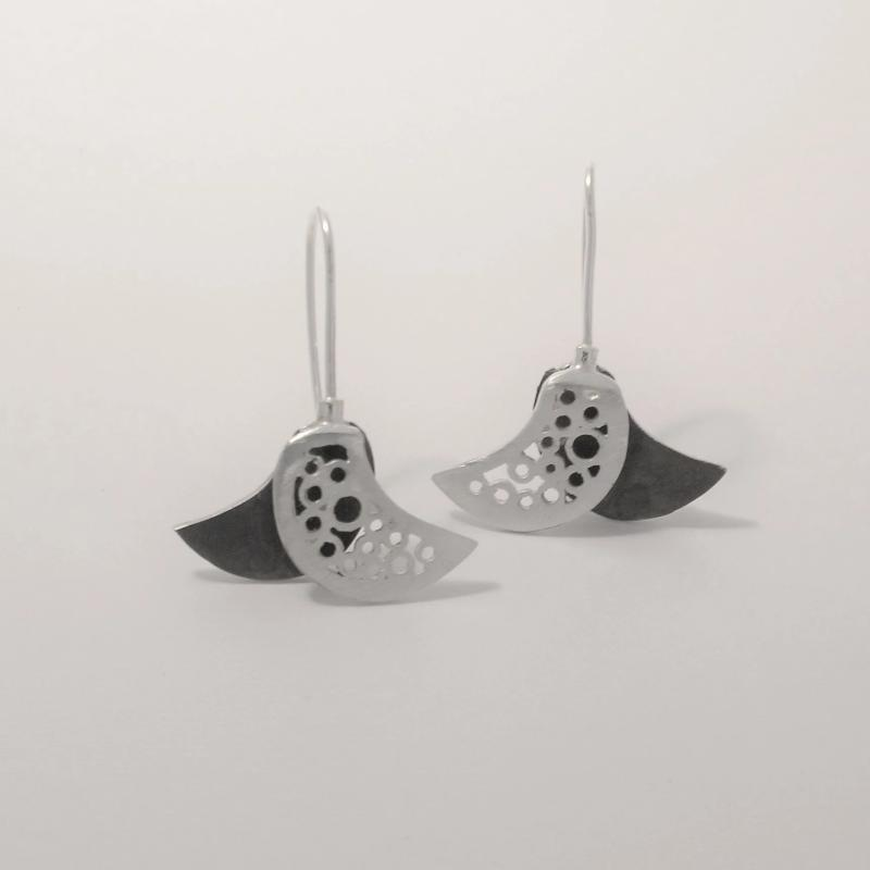 Holly swish Drop Earrings