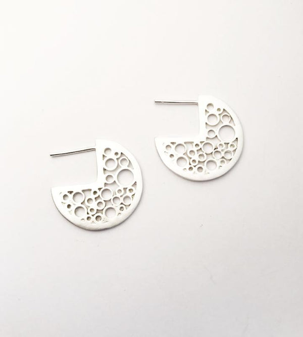 Large holly studs