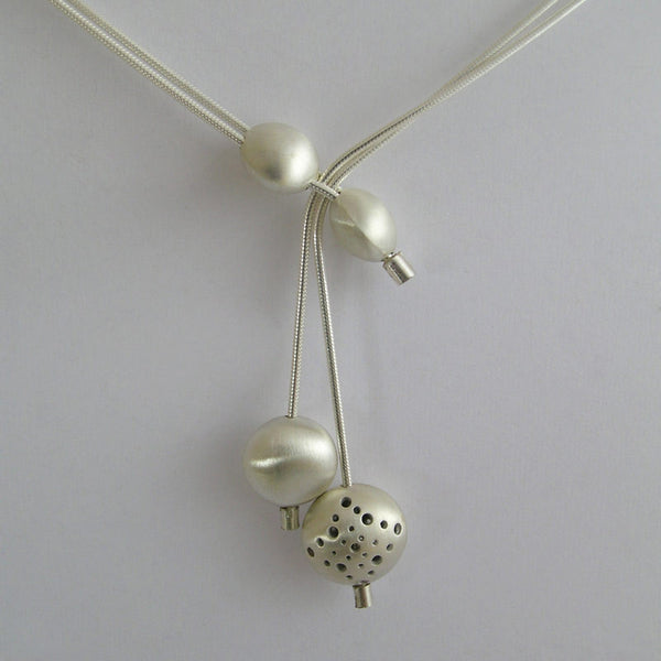 Bubble Drop Neckpiece