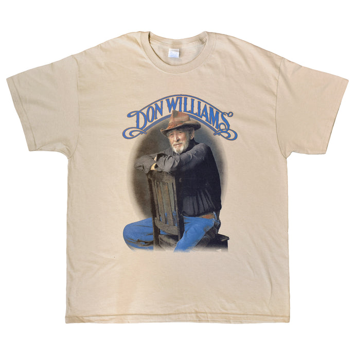 Don Williams Chair Tee