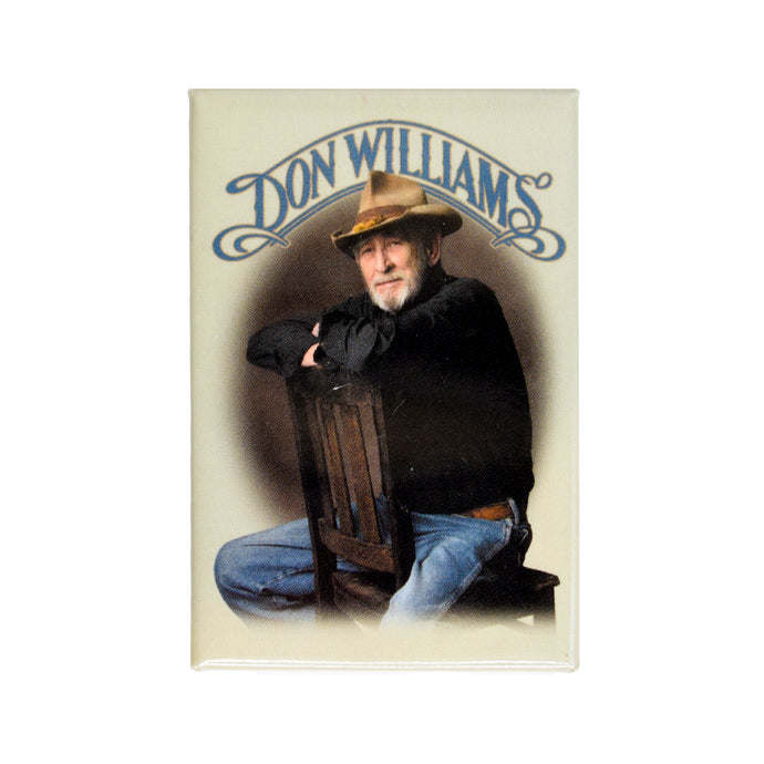 Don Williams Magnet