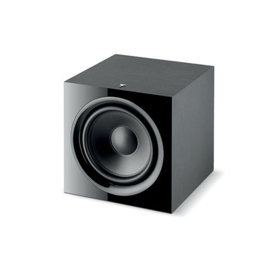Focal Sub 600 P Subwoofer Black
