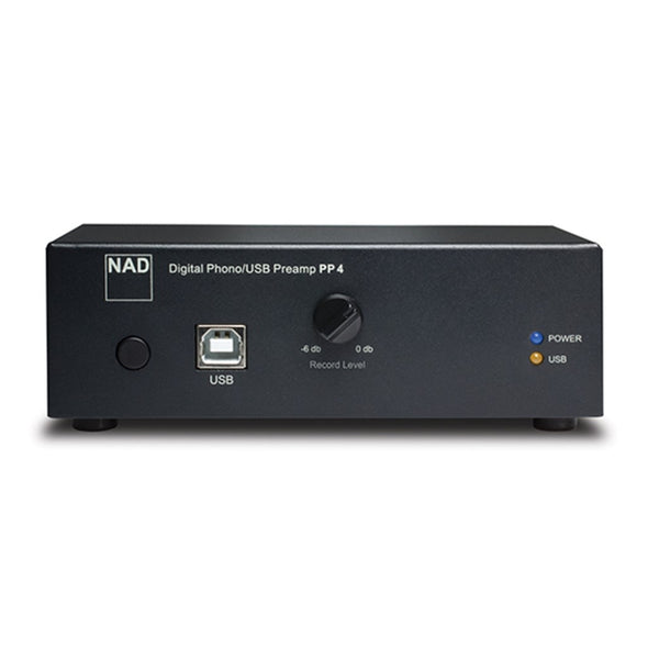 NAD PP 4 Phono Preamp, with USB output