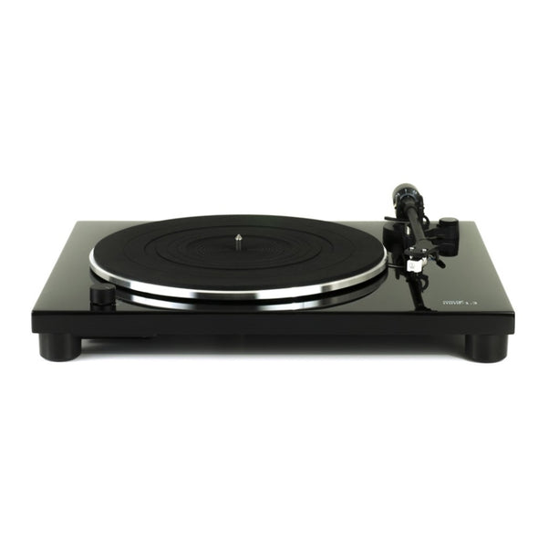 Music Hall mmf 1.3 Black Manual 3 speed turntable