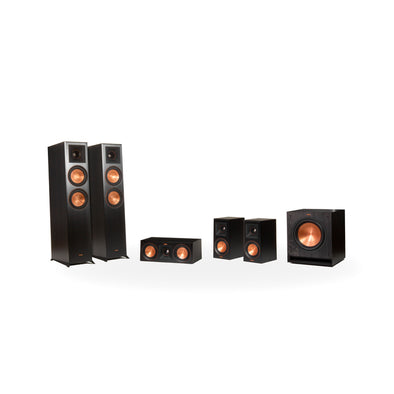 Klipsch RP-6000F 5.1ch Home Theatre Speaker Package