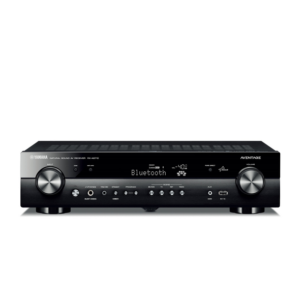 Yamaha RX-AS710 AV Receiver RXAS710