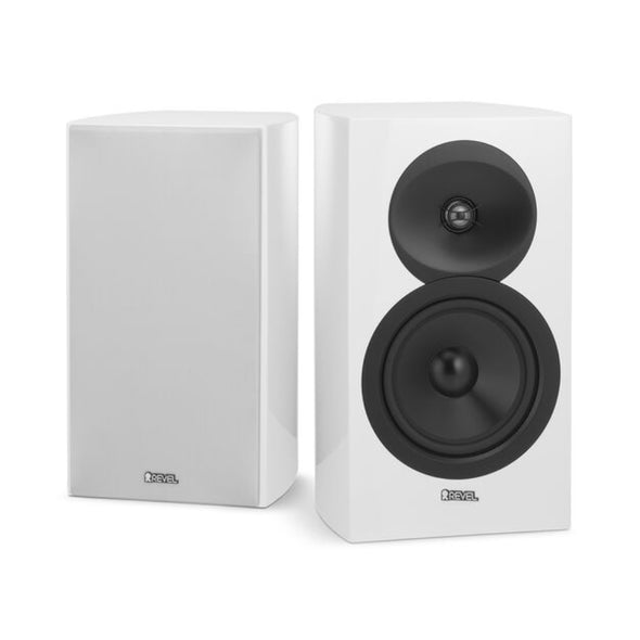"Revel Concerta2 M16 2 way 6.5"" Bookshelf LoudSpeakers (pair)"