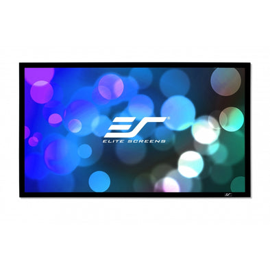 Elite Screens Sable Frame B2  Fixed Frame Projection Screen