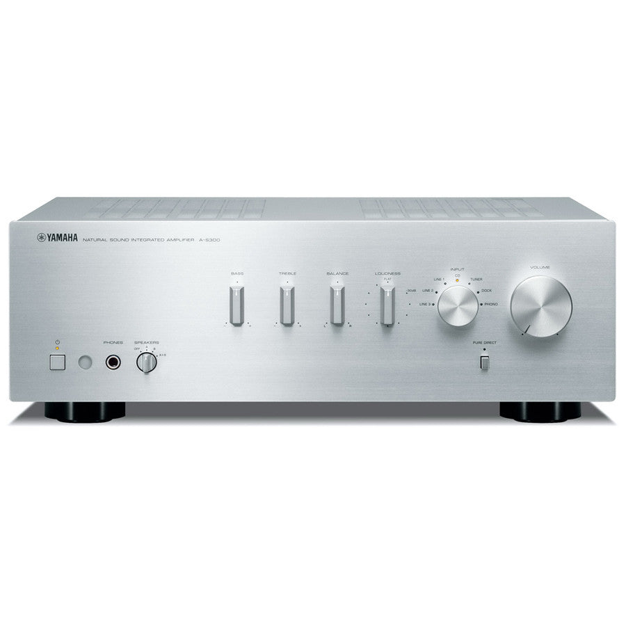 yamaha a s301 integrated amplifier instyle home theatre. Black Bedroom Furniture Sets. Home Design Ideas