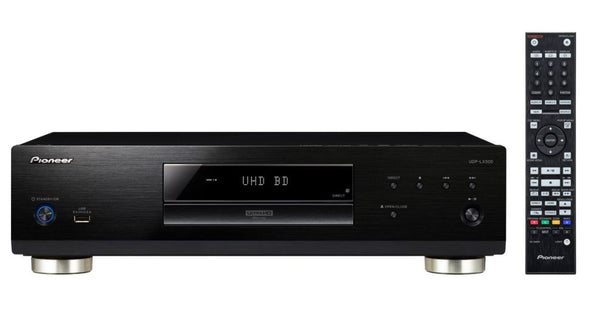 Pioneer UDP-LX500 4K UHD Bluray Player