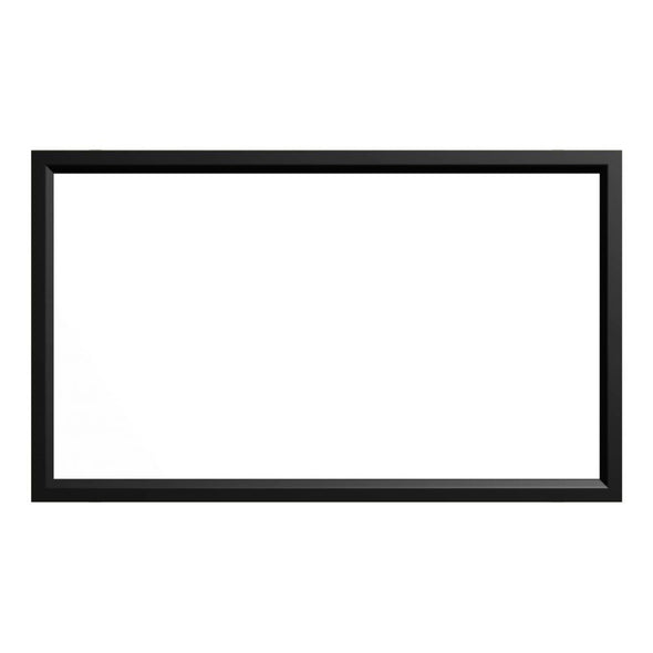 Screen Technics CinemaSnap MX 16:9 Fixed Frame Screen (Matrix White surface)