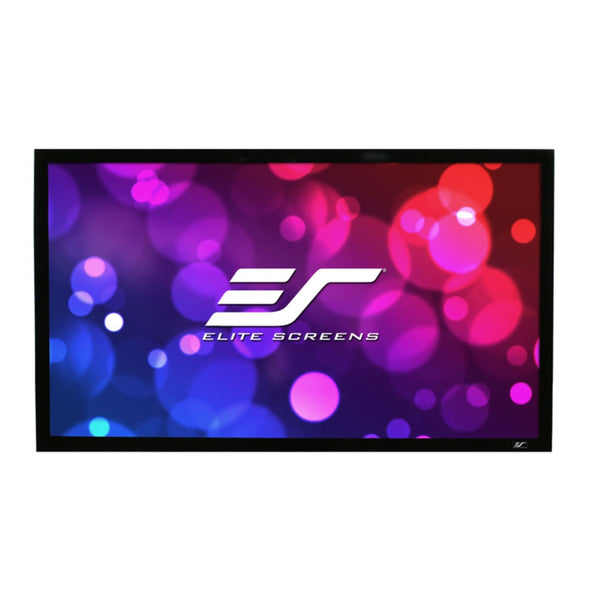 Elite Screens ezFrame Acoustic 16:9 Fixed Frame Projection Screen