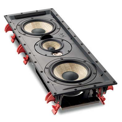 Focal 300 IWLCR6 3 way In Wall Speaker (EACH)
