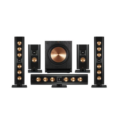 Klipsch RP-640 On-Wall 5.1 Home Theatre Speaker System