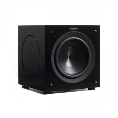 "Klipsch C-308ASWi 600 Watt High Performance Compact 8"" Powered Subwoofer"