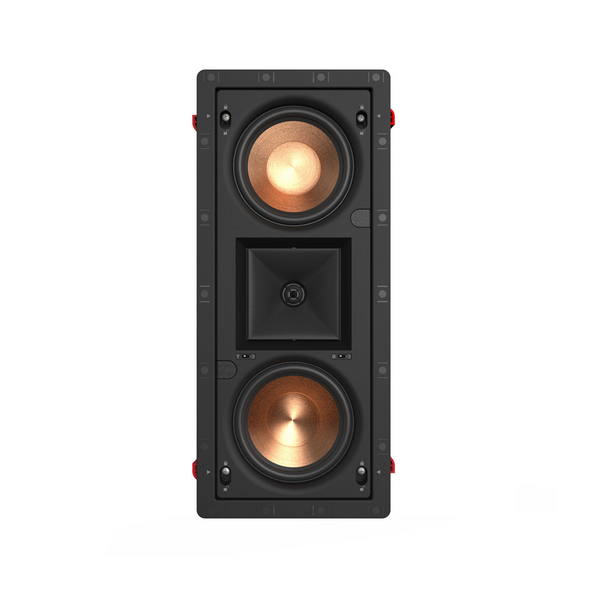 "Klipsch PRO-25RW LCR Dual 5.25"" In-Wall LCR Speaker (EACH)"