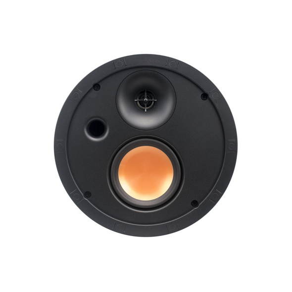 "Klipsch SLM-5400-C 4"" Shallow Depth In-Ceiling Speaker (EACH)"