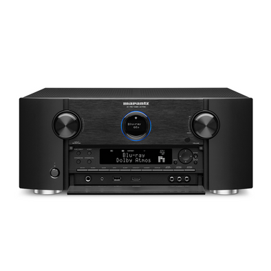 Marantz AV-7705 11.2 CH AV Surround Pre-Amplifier with IMAX Enhanced & Dolby Atmos AV7705