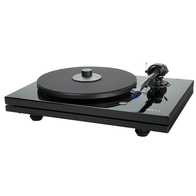 Music Hall mmf-5.3 Turntable Gloss Black