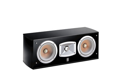 Yamaha NSC-444 Gloss Black Centre Speaker