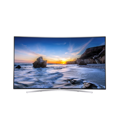 "SAMSUNG CURVED LED Smart TV 55"" Series 8- UA55H8000"