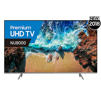 "SAMSUNG 4K Smart TV 82"" UHD LED SERIES 8 - UA82NU8000"