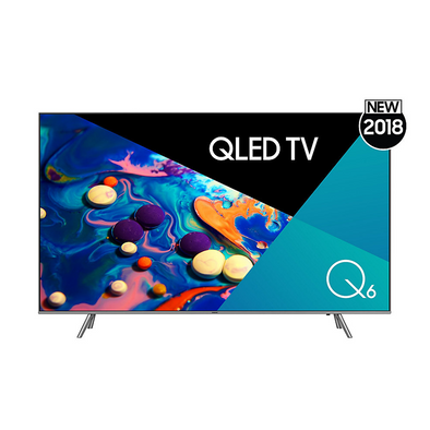 "SAMSUNG Q6F QLED 4K Smart TV 65"" Series 6 - QA65Q6FNA"