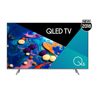 "SAMSUNG Q6F QLED 4K Smart TV 75"" Series 6 - QA75Q6FNA"