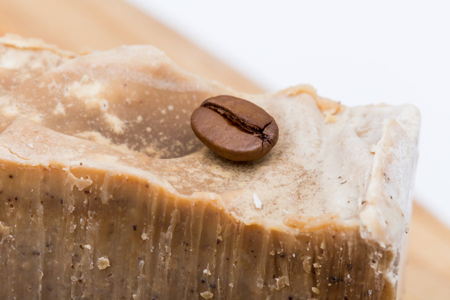 Fresh Coffee Natural & Organic Soap