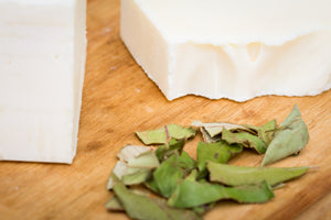 Uplifting Lemon Myrtle Natural & Organic Soap