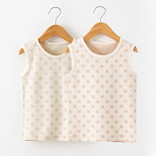 Load image into Gallery viewer, Baby Clothes Organic Cotton Baby Clothing For Newborn Baby Boy Girl Rompers Underwear Babies Sleeveless Pajamas Sleepers costume - ecomumshop